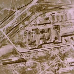 Luftbild Hochstrasse 04-1945
